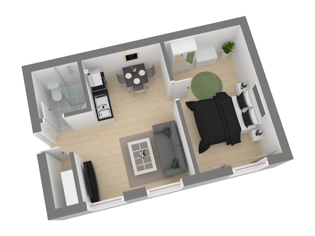 ferienwohnung sassnitz im gutshaus gutshof gro behnkenhagen. Black Bedroom Furniture Sets. Home Design Ideas